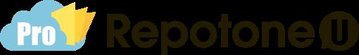 画像:RepotoneU Proのロゴ