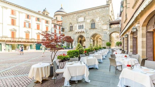 Al Ristorante Hostaria A Bergamo Alta Lo Chef Stellato