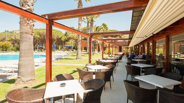 Gourmet Sunset Grill At Hotel Corte Rosada In Maristella
