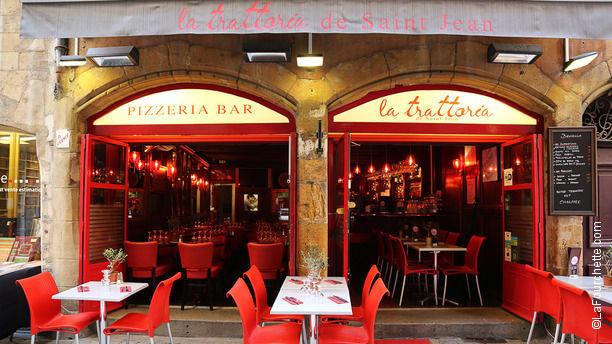 La Trattoria de SaintJean in Lyon  Restaurant Reviews Menu and Prices  TheFork