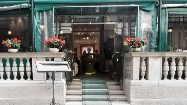 Restaurante La Terrazza en San Marco Venezia  Men opiniones precios y reserva