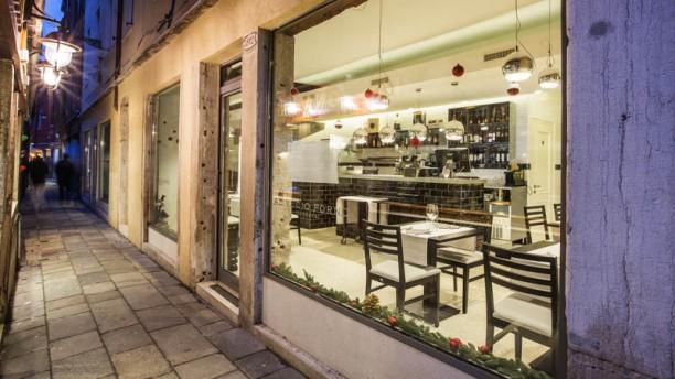 Osteria Al Vecio Forno a Venezia  Menu prezzi immagini recensioni e indirizzo del ristorante