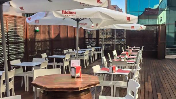 Restaurante La Terrazza en Madrid Fuencarral  El Pardo  Opiniones men y precios