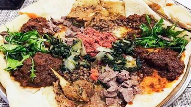 Girom Cucina Eritrea Etiope a Lido di Ostia  Menu prezzi immagini recensioni e indirizzo del ristorante