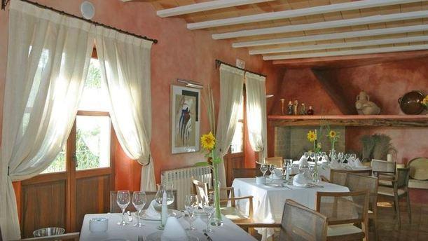 Restaurant Can Curreu  Cala Lenya  Avis menu et prix