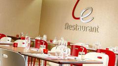 mange disque restaurant 5 pl