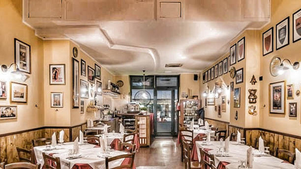 Restaurant Osteria Angelino dal 1899  Milan  Menu avis prix et rservation