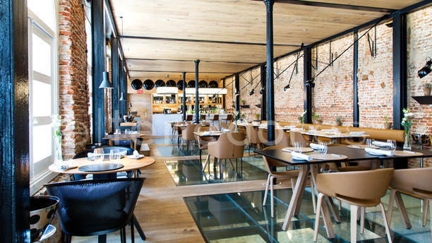 Restaurante Dos Cielos Madrid by Hermanos Torres en Madrid