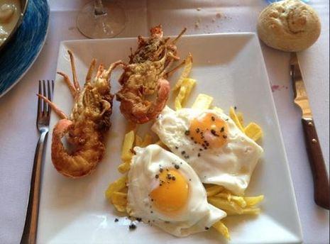 Restaurant El Barko Basko  ComaRuga  Avis menu et prix