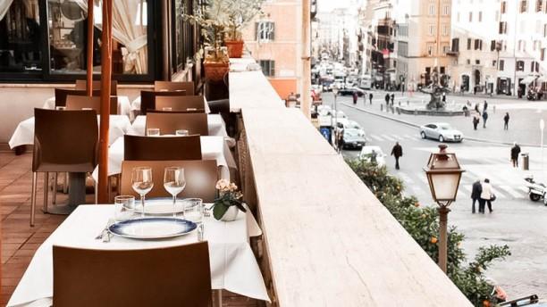 Restaurante Terrazza Barberini en Roma  Opiniones men y precios