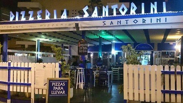 Restaurant Santorini  Penscola  Avis menu et prix