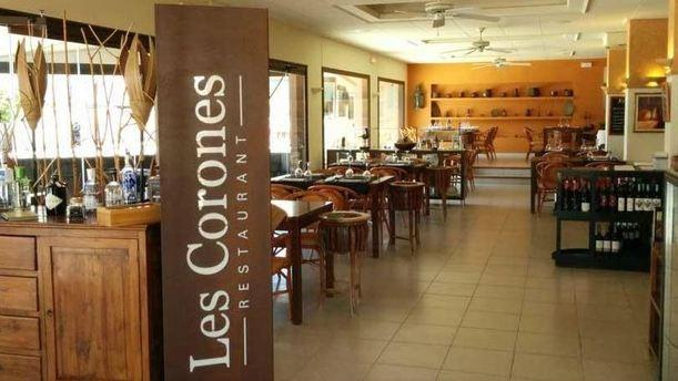 Restaurant Les Corones  L Estartit  Avis menu et prix