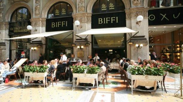 Biffi  in Galleria in Milan  Restaurant Reviews Menu