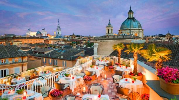 Restaurant Mater Terrae  Rome  Menu avis prix et rservation