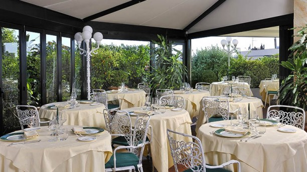 Restaurante La Terrazza dei Papi en Roma  Men opiniones precios y reserva