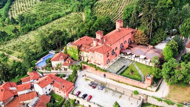 Castello Rosso a Costigliole Saluzzo  Menu prezzi