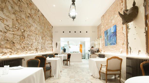Restaurante Uma by Iker Erauzkin en Barcelona Casa Mil  La Pedrera Paseo de Gracia