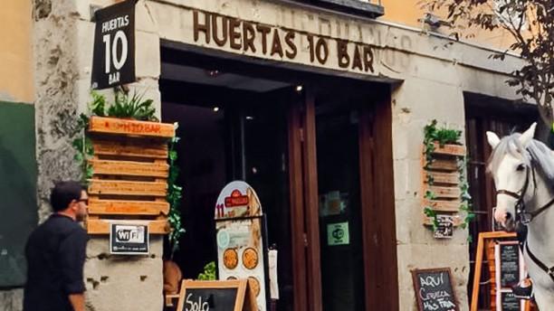 Restaurant H10 Bar  Madrid  Avis menu et prix