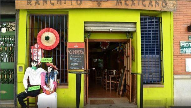 Restaurante Ranchito Mexicano en Granada  Opiniones men y precios