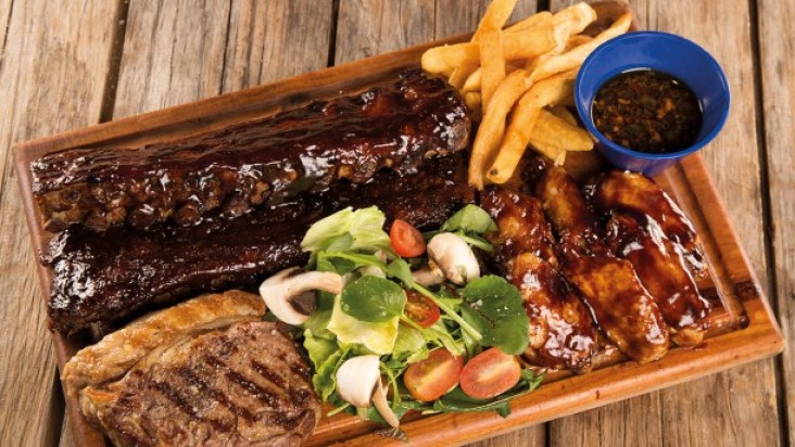 Restaurant Johnny B. Good (Puerto Madero) à Buenos Aires - Menu ...