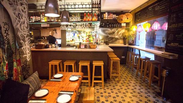 Restaurant Green Bamboo BCN à Barcelona - Avis. menu et prix