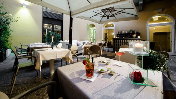Le Muse Ristorante  Lounge Bar in Florence  Restaurant