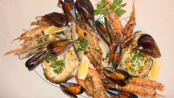 Restaurant La Terraza  Penscola  Avis menu et prix