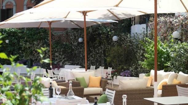 Restaurante La Terrazza in Porta Maggiore en Roma  Men opiniones precios y reserva