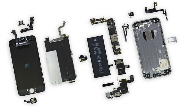 iphone 6 teardown yablyk
