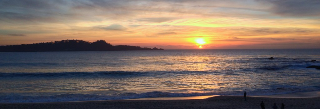 Sunset Carmel State Beach 02