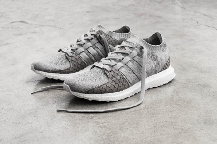 adidas Originals х Pusha T King Push EQT Grayscale