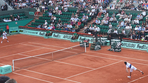 Djocovic vs Melzer