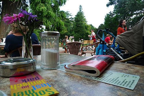 Café im Jenisch Park - P1130974