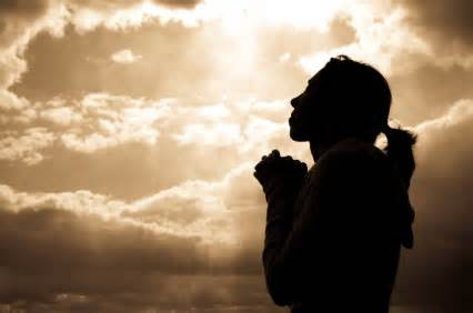 """One night while praying, Missy asked God, """"please protect me from my husband,"""" instead of """"God, please protect my husband."""""""