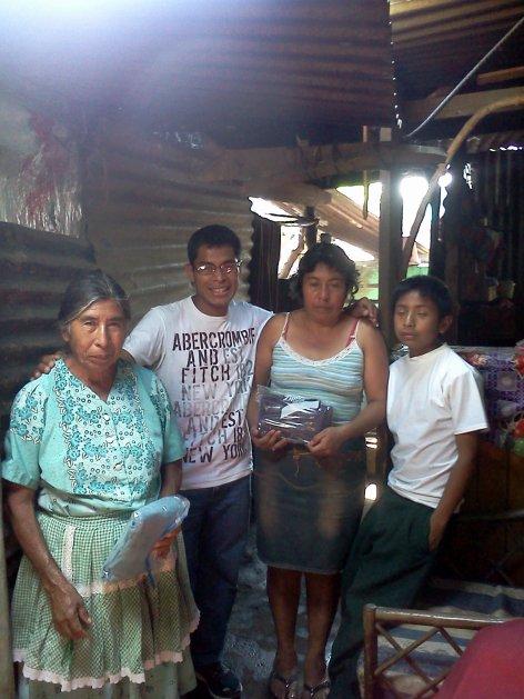 The Cordero Family