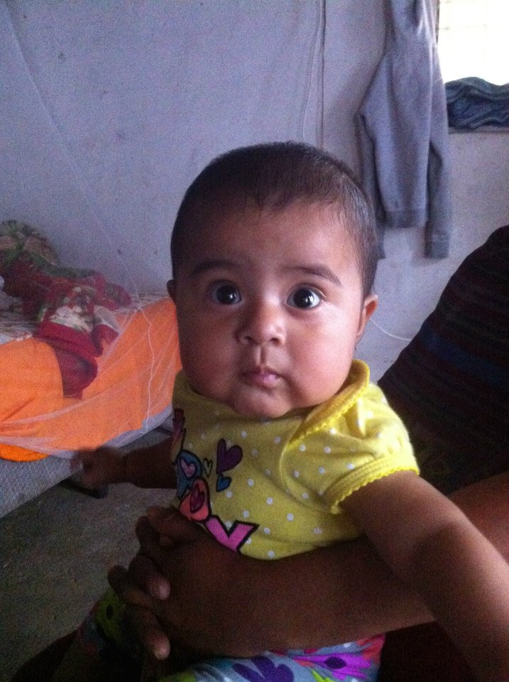 Please continue to pray for this beautiful little girl, Jimena, and her dad, Fredy.