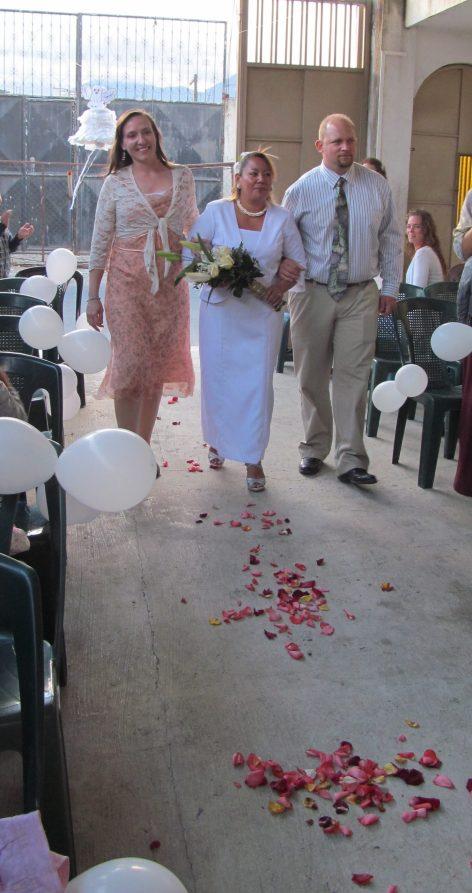 olga wedding
