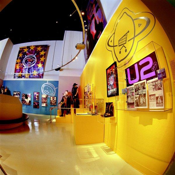 Rock & Roll Hall Of Fame Plans Massive U2 Celebration