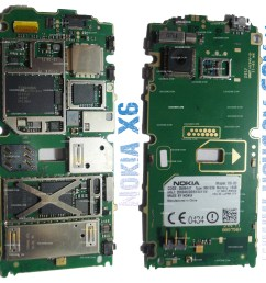 nokia x6 circuit board diagram and service schematics schemacircuit diagram nokia 1100 wiring diagram nokia pcb [ 3240 x 3024 Pixel ]