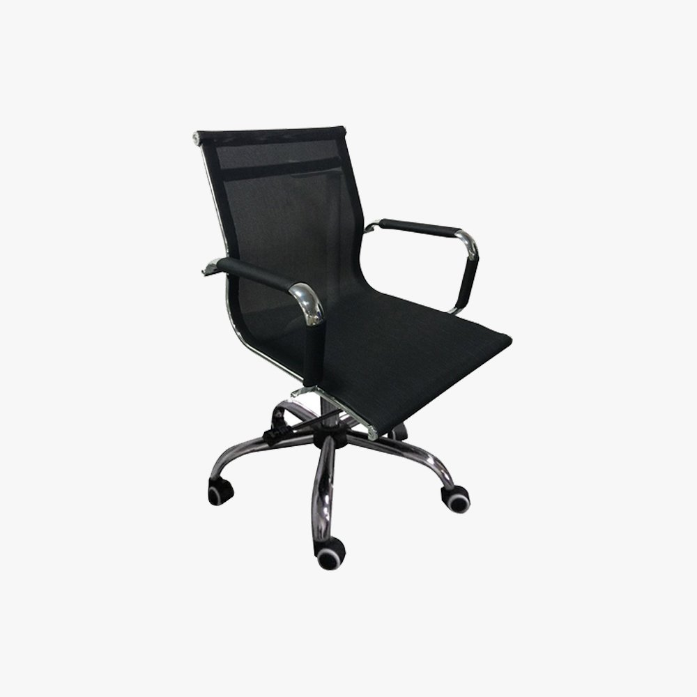 Low Back Office Chair Replica Eames Mesh Low Back Office Chair