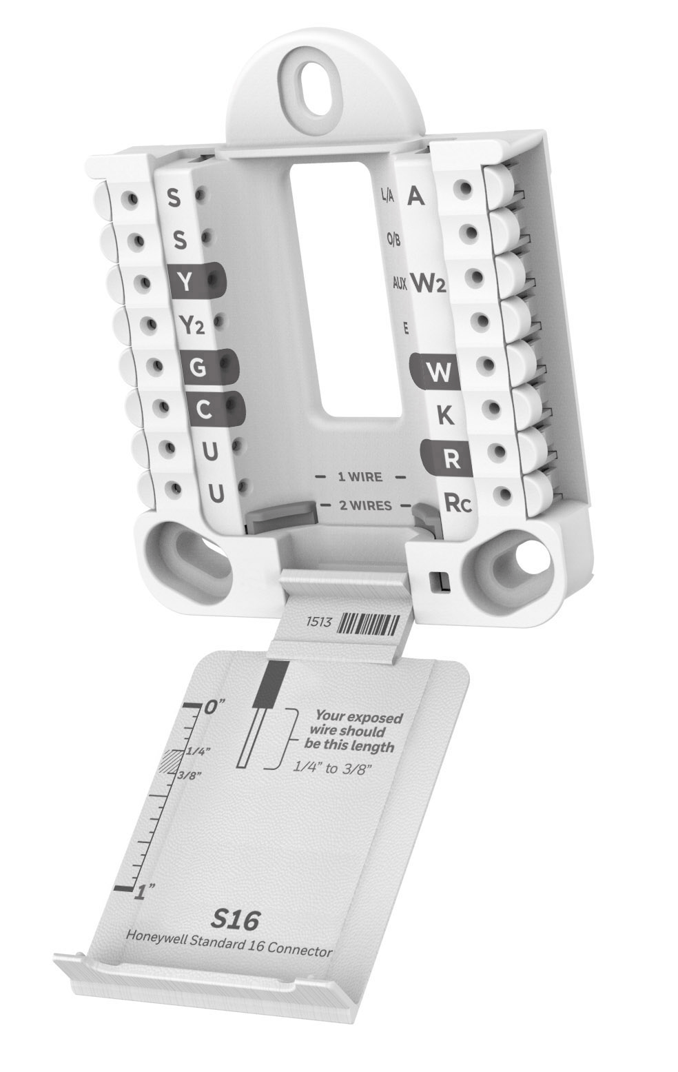 hight resolution of every t series thermostat employs this system this means that they have a common mounting plate and that replacing one t series thermostat with another is