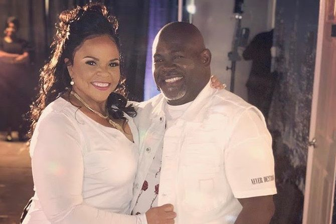"David and Tamela Mann Release Romantic New Music Video, ""Ups & Downs"""