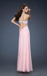 Graduation Dresses: Long Prom Dresses Cut Out Back