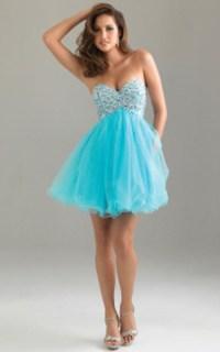 Gallery Blue Short Prom Dresses 2013