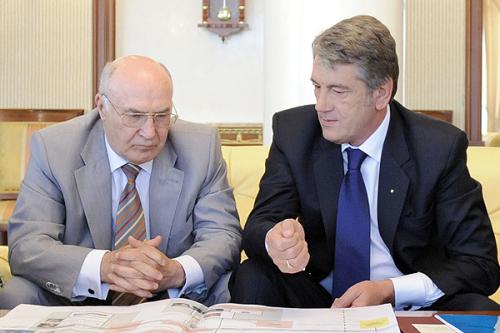 стельмах і ющенко