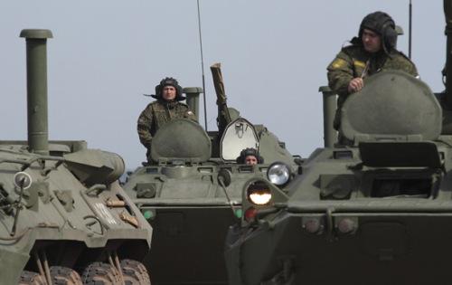 путінська армія