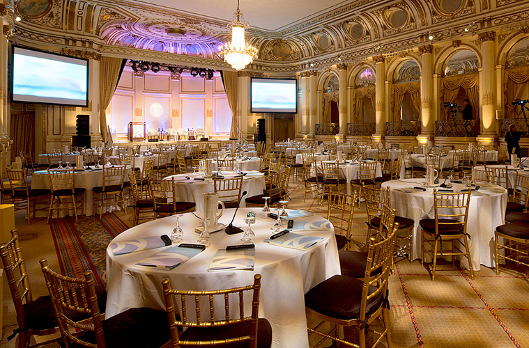 Meeting Spaces  Event Halls NYC  The Grand Ballroom