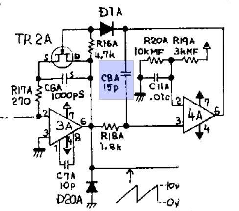 Roland Jupiter 8 VCO core