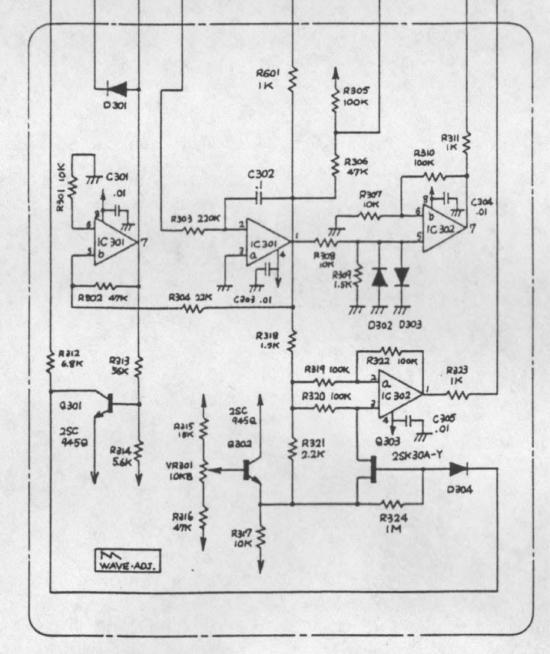102 LFO schematic