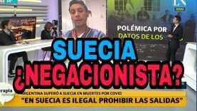 EL DEMOLEDOR VIDEO DEL MÉDICO EN SUECIA QUE DESMONTA las medidas liberticidas contra el covid-19